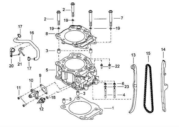 Двигатель (Цилиндр)